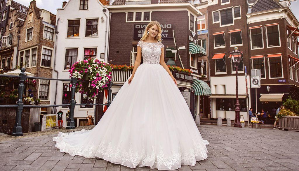 Abiti da sposa 2018