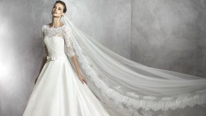 Abiti da sposa 2017